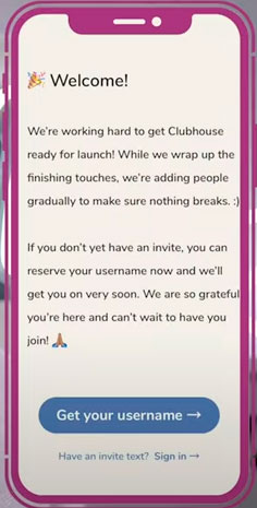 All You Need to Know About Clubhouse Invites