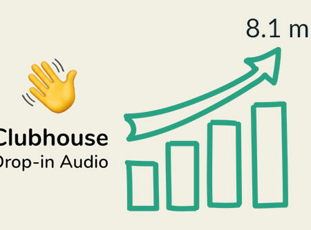 Number of Clubhouse Users Goes Over 8 Million