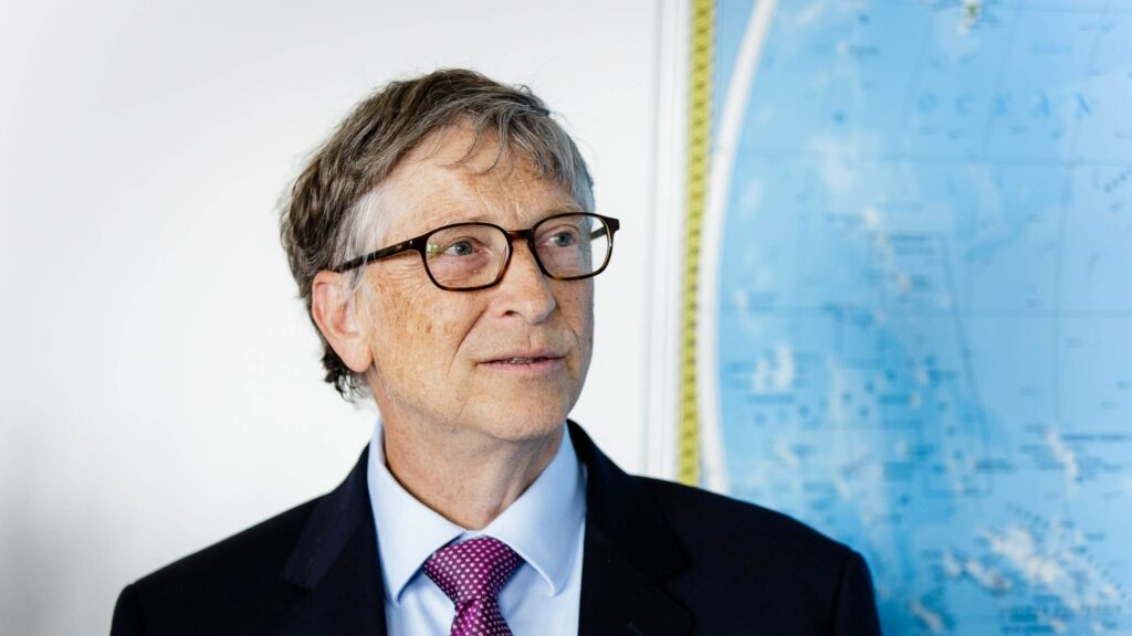 Bill Gates Joins Clubhouse